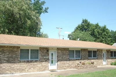 Carterville Multi Family Home For Sale: 401 Willow Street