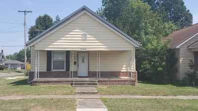 Herrin Single Family Home For Sale: 520 N 17th Street