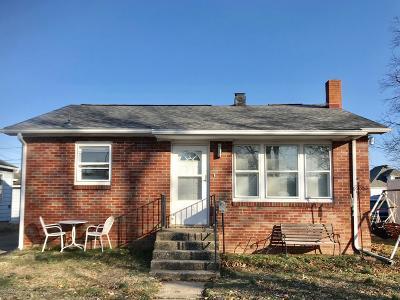 Murphysboro Single Family Home For Sale: 1930 Herbert Street