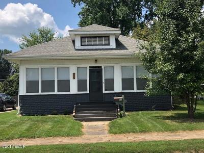 Marion Single Family Home For Sale: 506 S Vicksburg Street