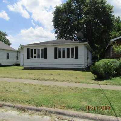Saline County Single Family Home For Sale: 725 W Lincoln Street