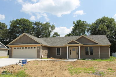 Carterville Single Family Home Active Contingent: 5927 Chandler Drive