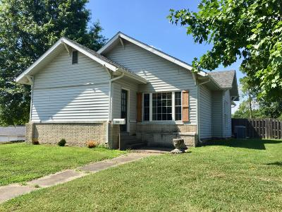 Carterville Single Family Home For Sale: 502 W Grand Avenue