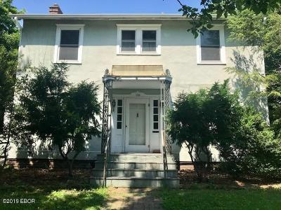 Carbondale Single Family Home Active Contingent: 108 S Maple Street