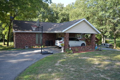 Saline County Single Family Home Active Contingent: 405 Country Acres Lane