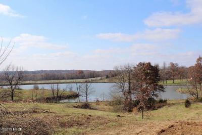 Hamilton County Residential Lots & Land For Sale: 6400 E County Rd 475