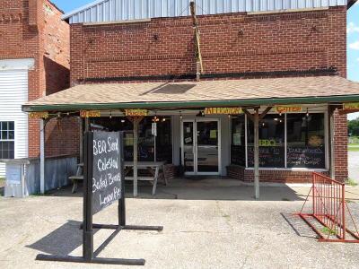 Stonefort Commercial For Sale: 1125 Wilson Street