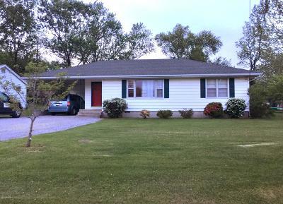 Hamilton County Single Family Home For Sale: 706 E Main Street
