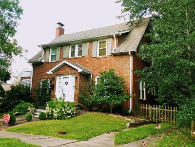 Hamilton County Single Family Home For Sale: 209 N Pearl Street