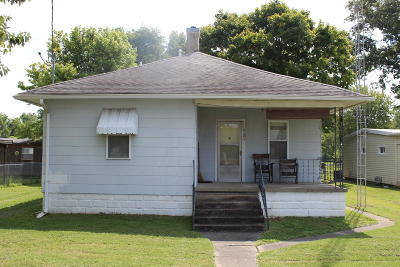 Herrin Single Family Home For Sale: 716 N 30th Street