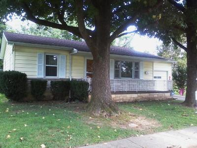 Marion Single Family Home For Sale: 1003 N McLaren Street