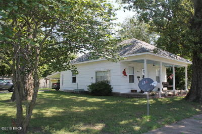 Carterville Single Family Home For Sale: 412 W Idaho Street