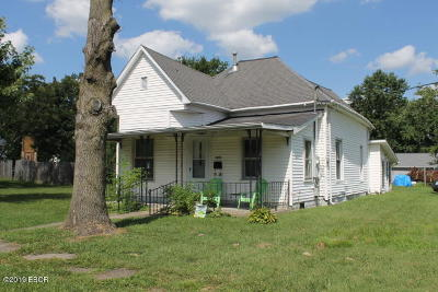 Carterville Single Family Home For Sale: 1010 Spence Street