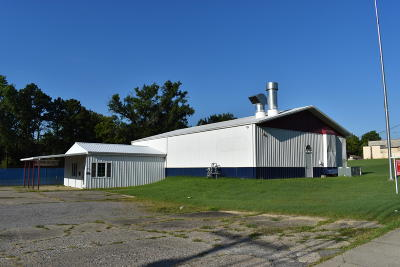 West Frankfort Commercial For Sale: 2010 E Main Street