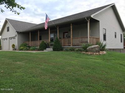 Carterville Single Family Home For Sale: 255 Sycamore Road