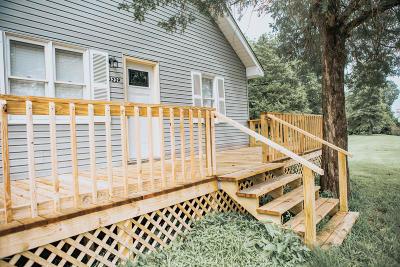 Murphysboro Single Family Home Active Contingent: 3239 W Grange Hall Road