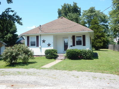 Johnston City Single Family Home For Sale: 410 W 10th Street
