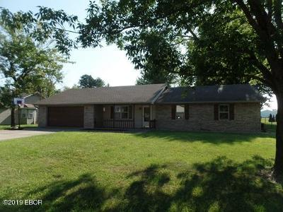 Herrin Single Family Home For Sale: 3028 Willow Branch Lane