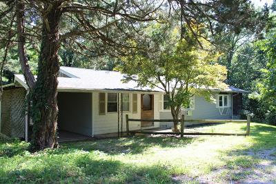 Carbondale Single Family Home For Sale: 5145 Chickasaw Drive