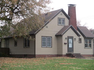 Benton Single Family Home For Sale: 503 S Main Street