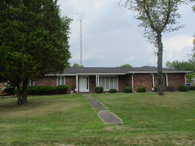 Benton Single Family Home For Sale: 1202 Election Drive