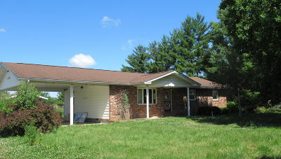 Herrin Single Family Home For Sale: 17239 Freeman Spur Road