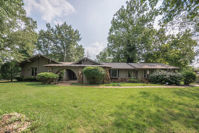 West Frankfort Single Family Home For Sale: 200 N Odle Street