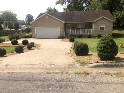 Murphysboro Single Family Home For Sale: 2111 McCord Street