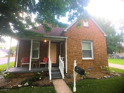 Herrin Single Family Home For Sale: 820 N 13th Street