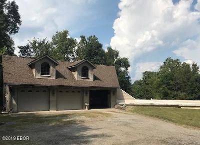 Murphysboro Single Family Home For Sale: 1907 Hoffman Road
