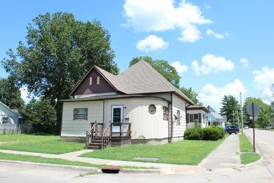 Herrin Multi Family Home For Sale: 700 N 13th Street