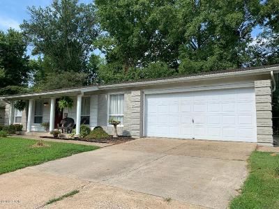 Carbondale Single Family Home For Sale: 104 S Rod Lane