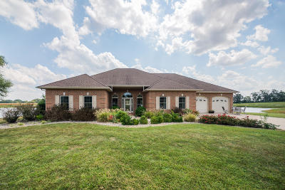 Saline County Single Family Home For Sale: 200 Blue Water Drive