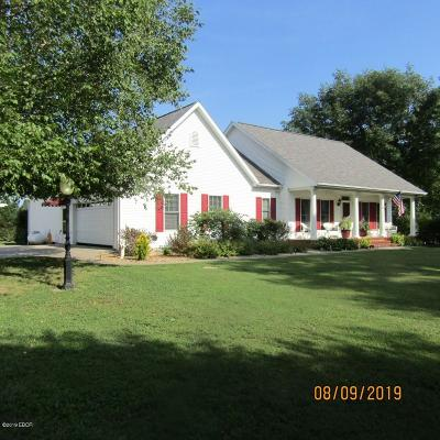 Marion Single Family Home For Sale: 4308 Market Road