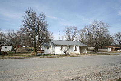 Gallatin County Single Family Home For Sale: 423 Edwards St Avenue