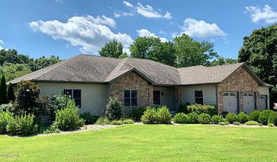 Murphysboro Single Family Home For Sale: 462 Majestic Oak Drive