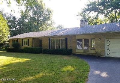 West Frankfort Single Family Home For Sale: 64 State Hwy 37