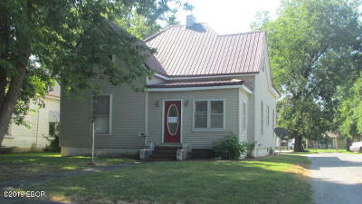 Saline County Single Family Home For Sale: 115 W Homer