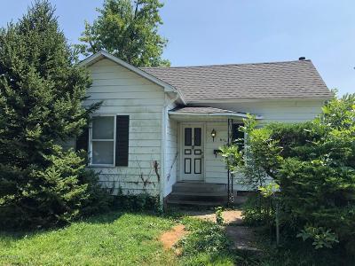Marion Single Family Home For Sale: 611 E Boulevard Street