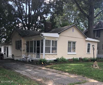Murphysboro Single Family Home For Sale: 2127 McCord Street