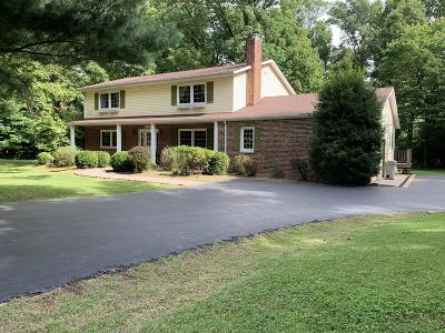 Carbondale Single Family Home For Sale: 114 Magnolia Lane
