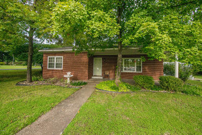 Williamson County Single Family Home For Sale: 634 N Pershing Street