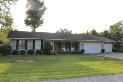 West Frankfort Single Family Home Active Contingent: 995 Caprice Road