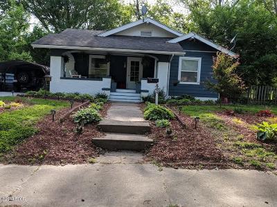 Murphysboro Single Family Home For Sale: 501 N 22nd Street