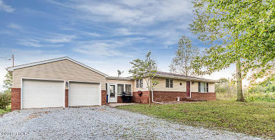 Creal Springs Single Family Home For Sale: 6432 Il-166,