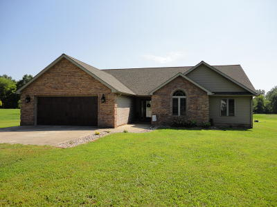 Marion Single Family Home For Sale: 14730 Followell Drive