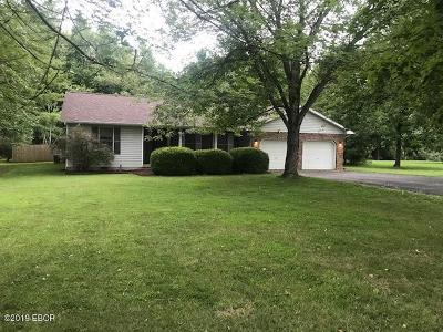 Carterville Single Family Home For Sale: 301 Prairie Road