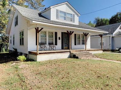 West Frankfort Single Family Home For Sale: 1405 E Elm Street