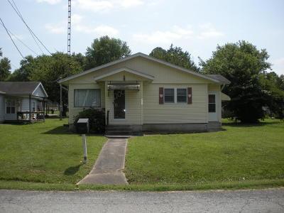Murphysboro Single Family Home For Sale: 821 Somerset