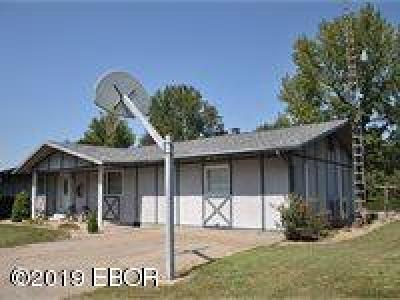 West Frankfort Single Family Home For Sale: 4640 Pacific Drive